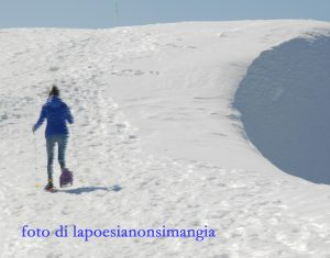camminare in salita