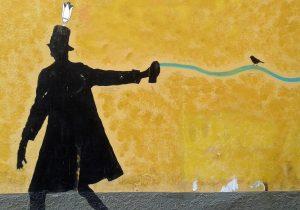 Padova - Murales nei pressi di Piazza dei Signori