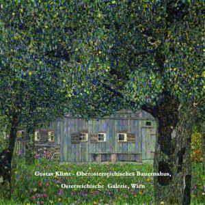 Oberösterreichisches-Bauernhaus-by-Gustav-Klimt-800x800 copia