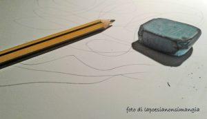 scritto a matita