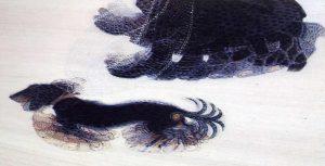 Giacomo Balla - Dinamismo di un cane al guinzaglio - 1912