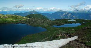 Laghetti di Bombasel - Lagorai - Val di Fiemme