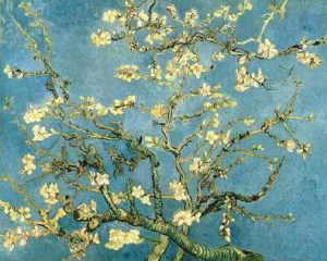 Vincent Van Gogh - Ramo di Mandorlo in fiore, 1890 - Van Gogh Museum, Amsterdam
