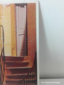 Le scale, a piedi (saltellando)