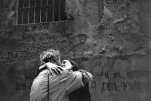 Fotografia di Ferdinando Scianna, Valencia. 1995