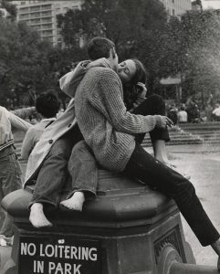 Andre Kertesz Washington Square Park, New York City