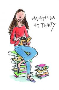 quentin blake matilda at thirty