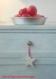stella e mele rosse