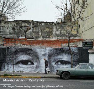 JR murales