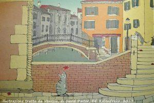 Cose dal mondo (8): un gatto a Venezia